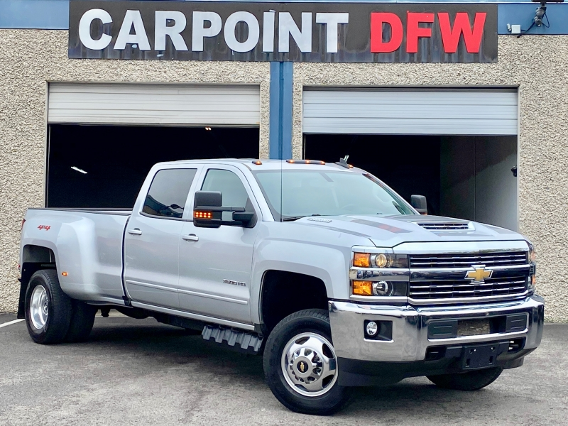 Chevrolet 3500HD 4X4 DUALLY 2018 price $34,700