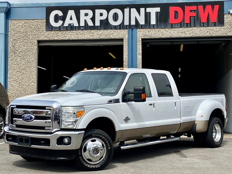 Ford F350 LARIAT DUALLY 4x4 2011 price $26,200