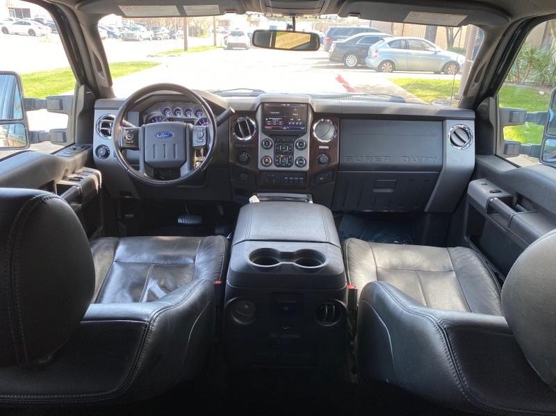 Ford F350 LARIAT 4X4 2014 price $22,200