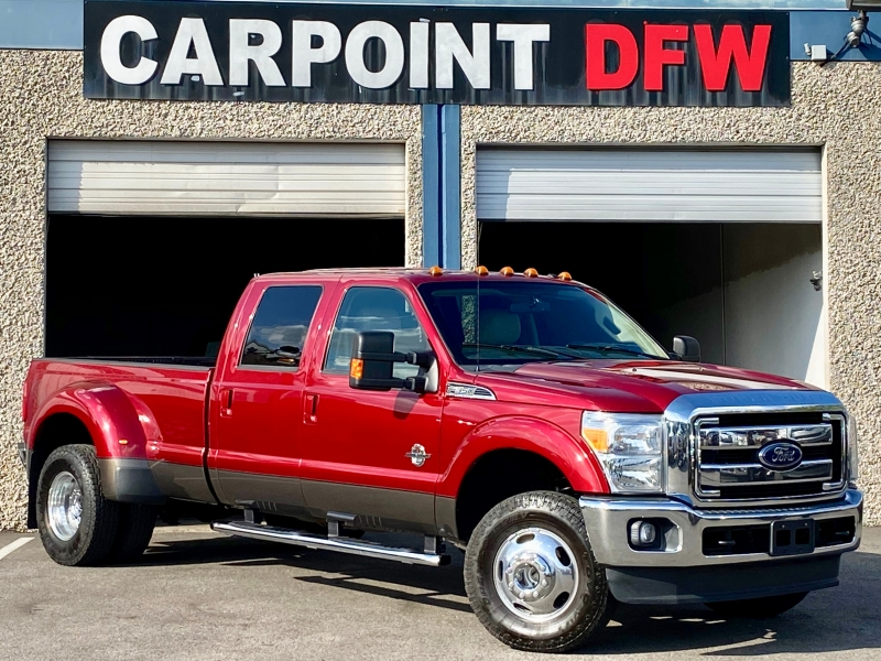 Ford F350 LARIAT 4X4 DUALLY 2016 price $33,600