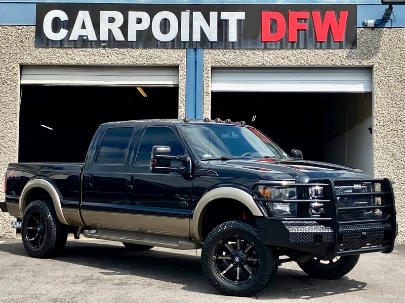 Ford F250 KING RANCH 2012 price $27,695