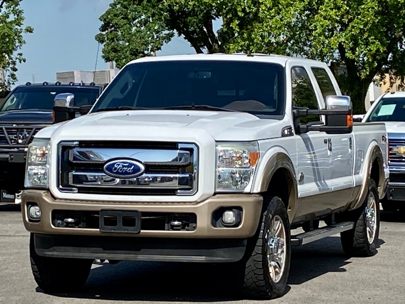 Ford F250 KING RANCH 2011 price $21,500