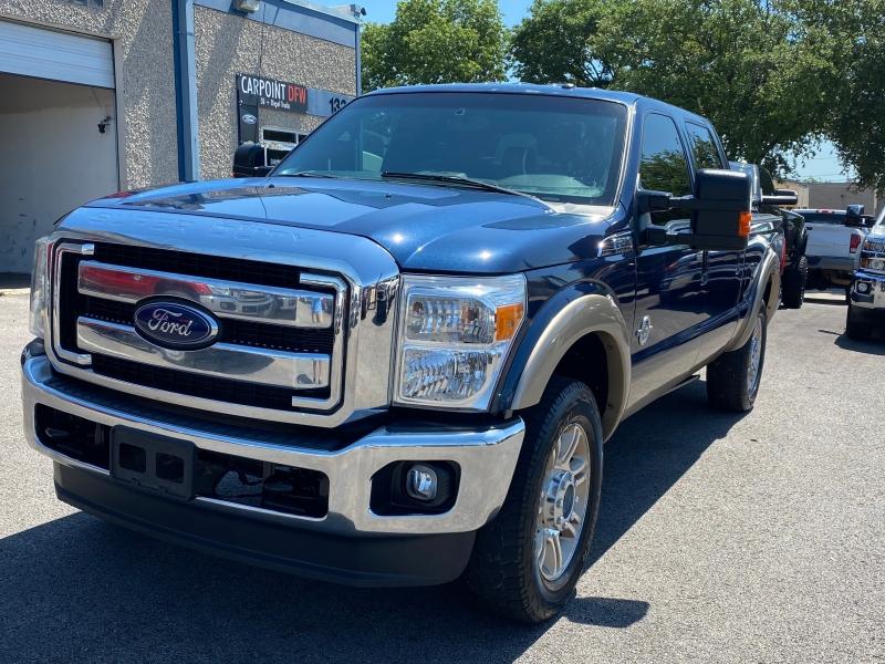 Ford F250 LARIAT 4X4 2013 price $26,300