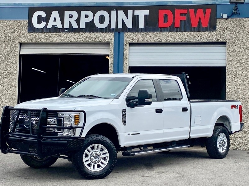 Ford FORD F350 STX FX4 2018 price $29,500