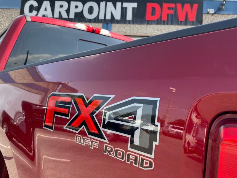 Ford F250 LARIAT FX4 2017 price $40,499