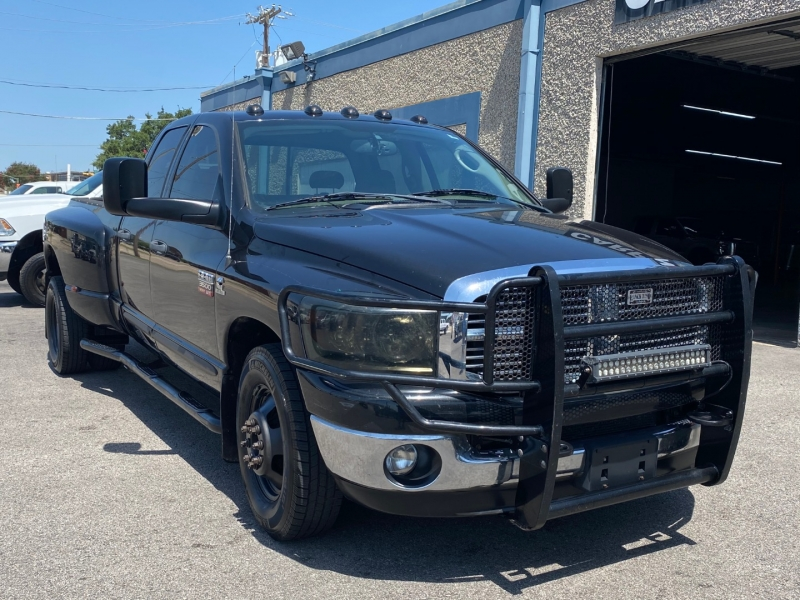 Dodge RAM 3500 DUALLY SLT 2008 price $0