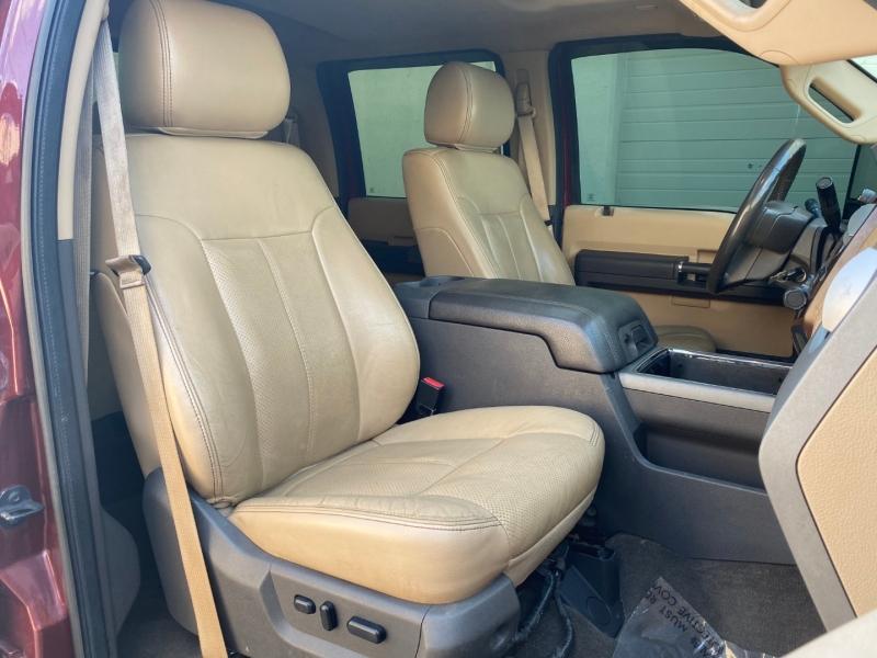 Ford F350 LARIAT FX4 2012 price $27,900