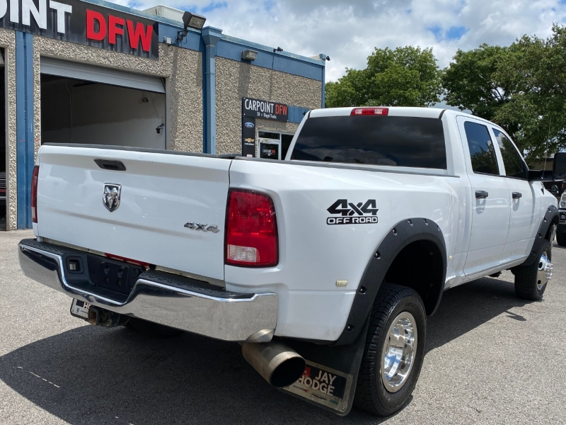 RAM 3500 DUALLY 4X4 2015 price $34,700