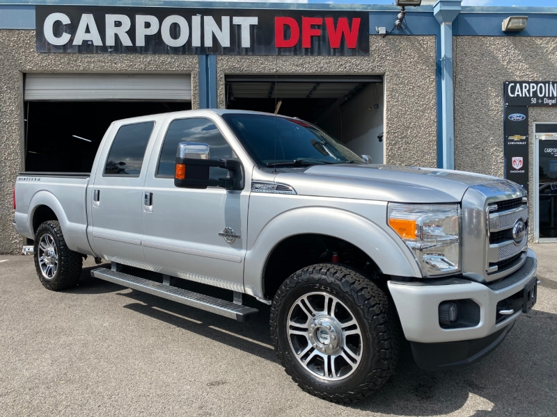 Ford F250 PLATINUM EDITION 4X4 2016 price $38,900