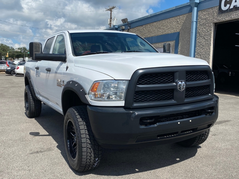 RAM 2500 4X4 ~ LIFTED 4 NEW WHEELS & TIRES ~ 2015 price $27,500