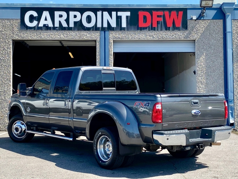 Ford F350 LARIAT 4X4 ~~ LOW MILEAGE Only 56K ~~ 2016 price $52,500