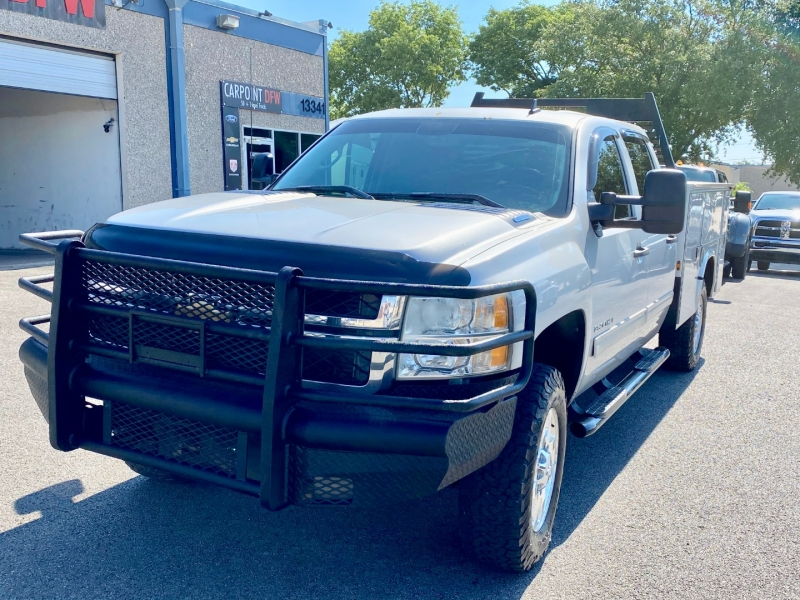 Chevrolet SILVERADO 2500HD 4X4 2011 price $20,995