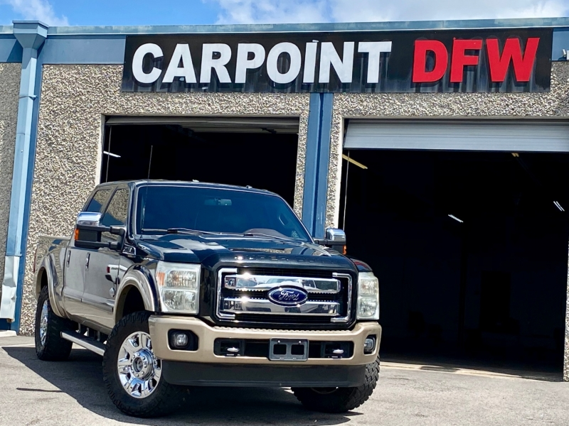 Ford F250 KING RANCH 4X4 2012 price $23,995