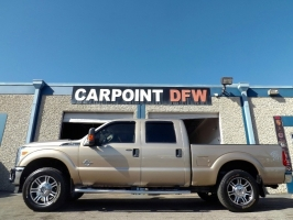 Ford F250 4X4 85K 2011