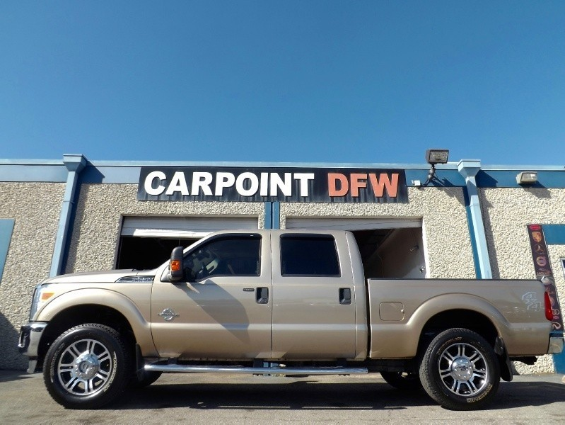 2011 Ford F250 4X4 85K