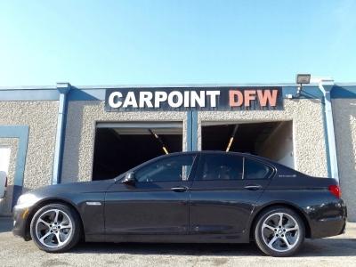 BMW 5 SERIES ACTIVE HYBRID 5 2012