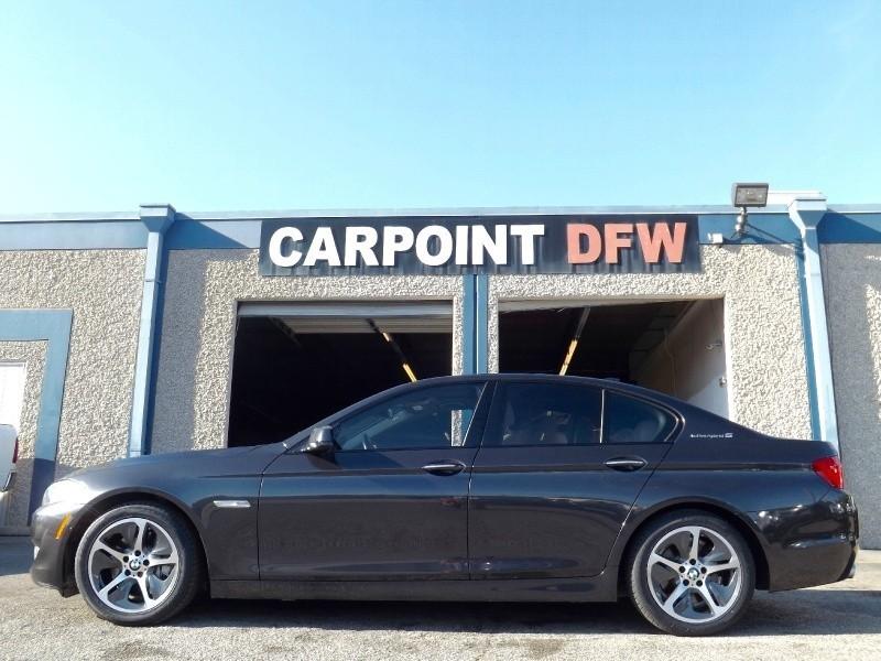 2012 BMW 5 SERIES ACTIVE
