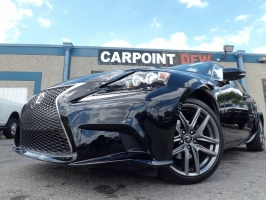 Lexus IS 250 F SPORT PKG 2015