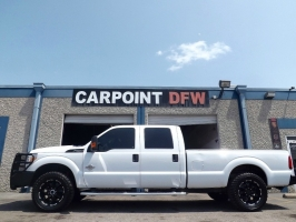 Ford F250 XL CREWCAB 2011
