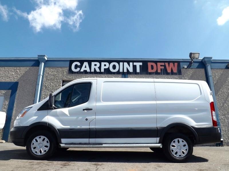 2015 Ford Transit Cargo Van 30K