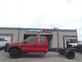 Ford F550 CABIN CHASSI 2007