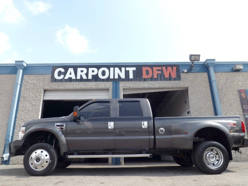 2008 Ford F450 LARIAT DUALLY