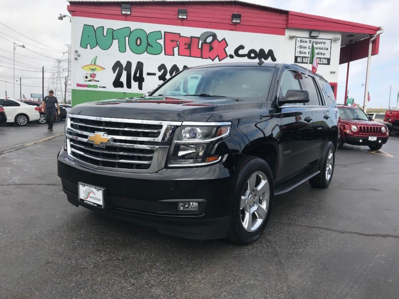 Chevrolet Tahoe 2016 price $5,000 Down!!