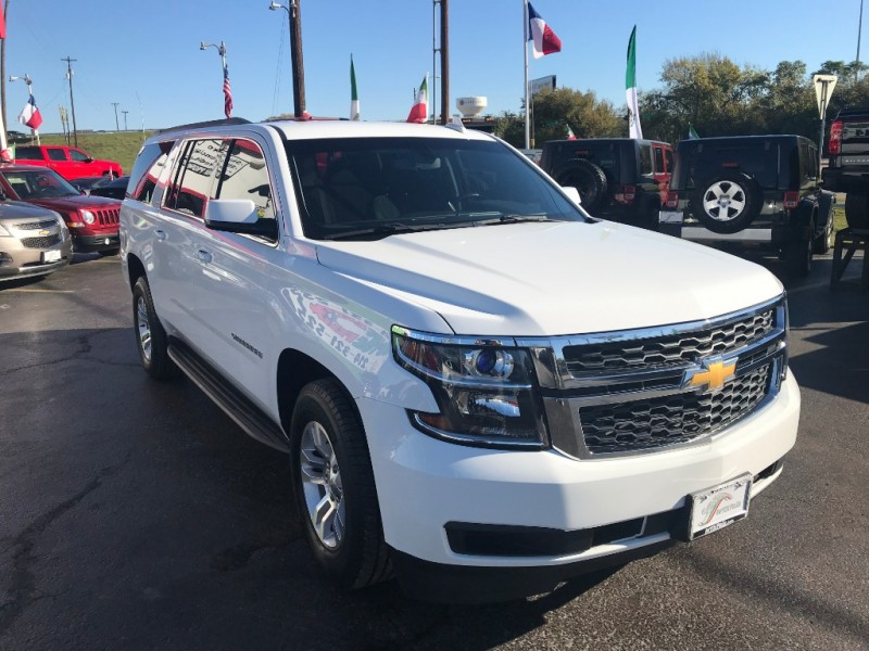Chevrolet Suburban 2018 price $4,500 Down!!