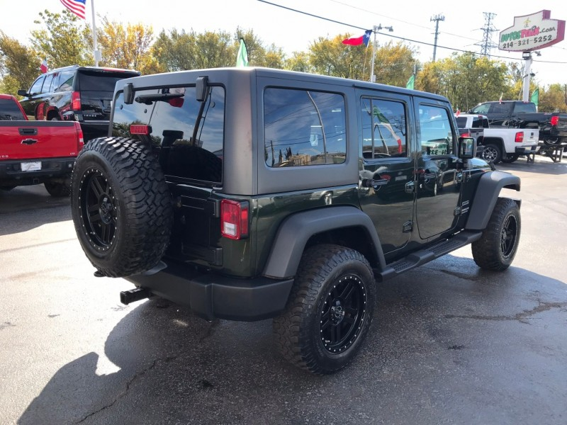 Jeep Wrangler Unlimited 2015 price $2,800 Down!!