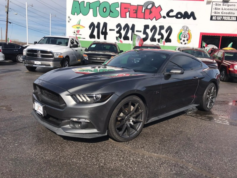 Ford Mustang 2017 price $3,000 Down!!