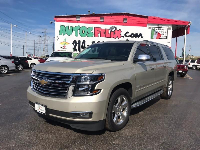 Chevrolet Suburban 2016 price $4,000 Down!!