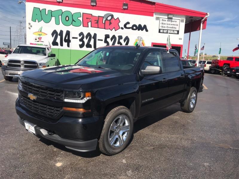 Ford Dealership Dallas >> 2018 Silverado Z-71 Texas Edition!! 0 millas!! Autos Felix ...