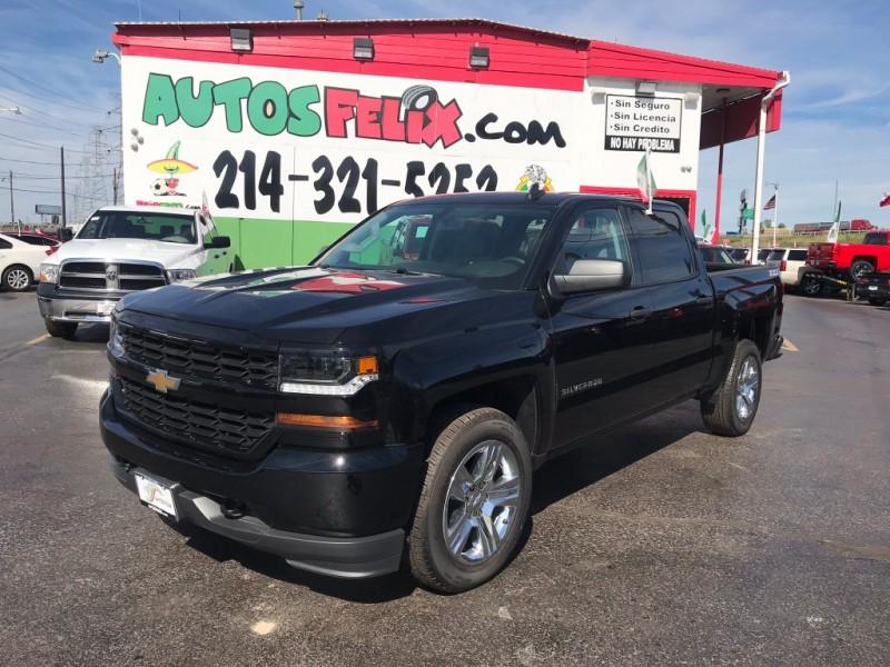 Chevrolet Silverado 1500 2018 price $4,000 Down!!