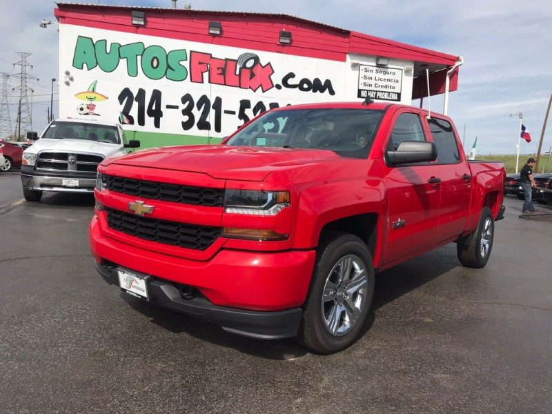 Chevrolet Silverado 1500 2018 price $5,000 Down!!