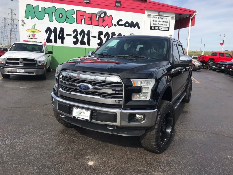 Ford F-150 2017 price $6,500 Down