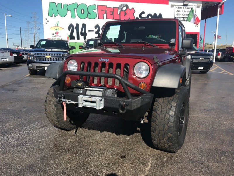 Jeep Wrangler 2014 price $3,500 Down!!