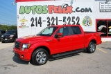Ford F150 FX2 2012
