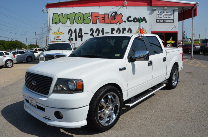 Ford F150 FX2!!! Piel! 2008 price $1,000 Down!!