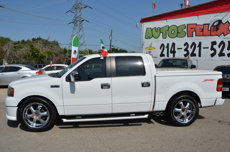 Ford F150 FX2!!! Piel! 2008 price $1,500 Down!!