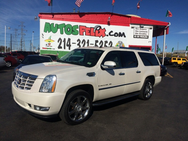 Cadillac Escalade 2011 price $1,500 Down!!
