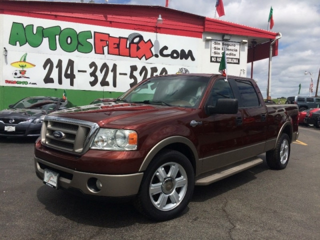 2008 Ford F150 King Ranch