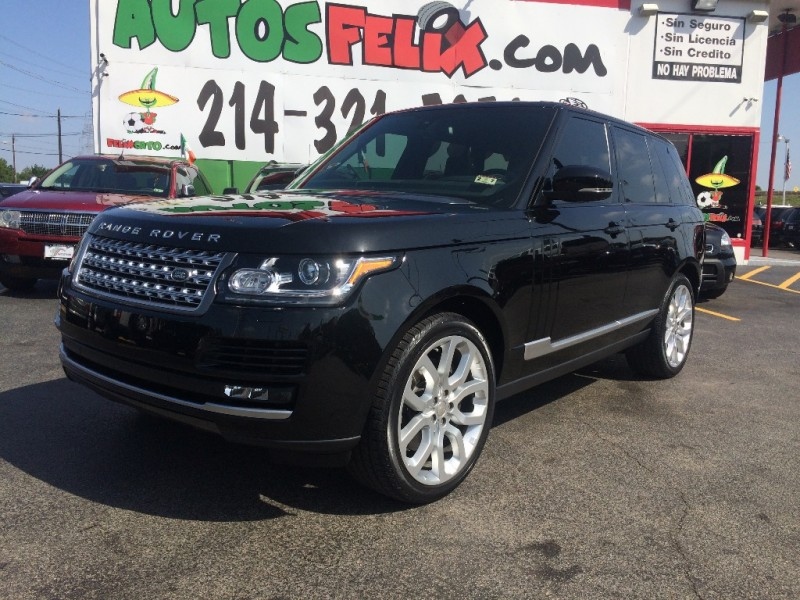 Land Rover Range Rover Supercharged 2017 price 69,000!!