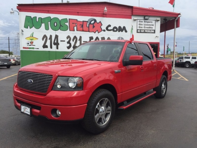 2008 Ford F150 FX-2