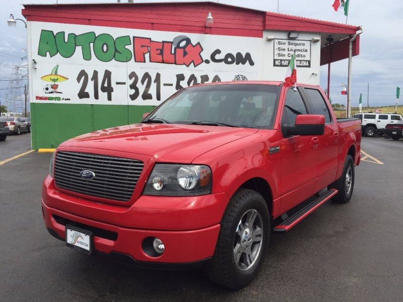 Ford F150 FX-2 2008 price 1,000 Down!!