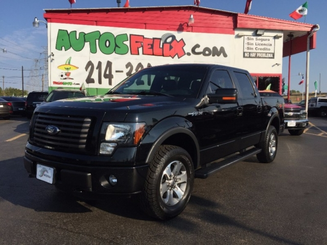 2014 Ford F150 FX-4