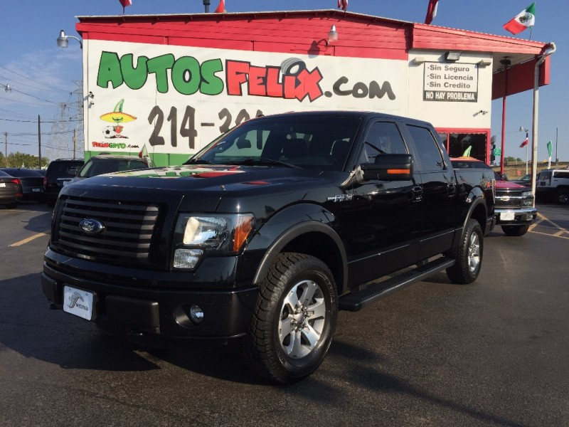 Ford F150 FX-4 2014 price $2,500 Down!!