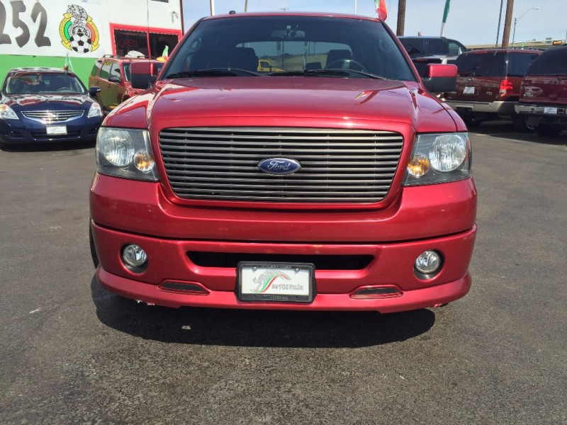Ford F150 FX-2!! 2008 price $1,500 Down!!