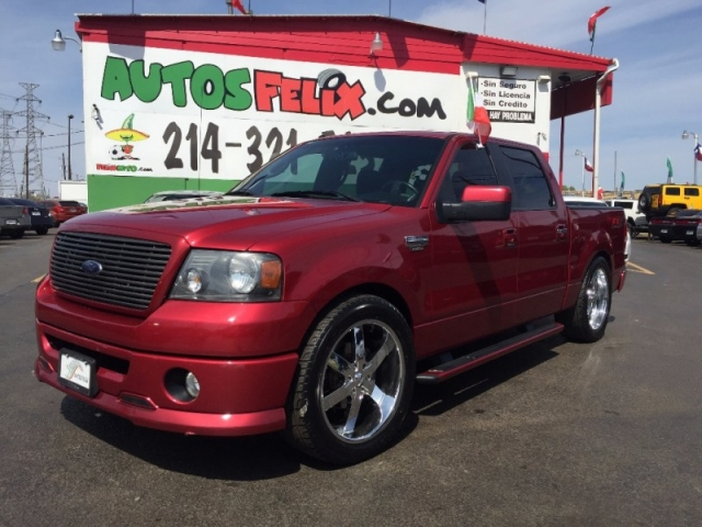 2008 Ford F150 FX-2!!