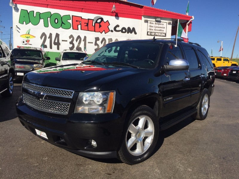 Chevrolet Tahoe LTZ Navigation 2011 price 1,500 Down!!