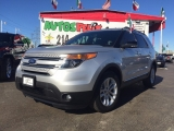 Ford Explorer XLT Leather Navigation 2015